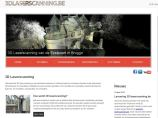 3D laserscanning website
